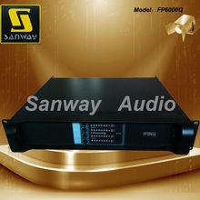 Fp6000q profesional rf módulo amplificador de potencia