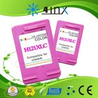 remanufactured ink cartridge for H121XLC,refillable cartridge hp 121,wholesale