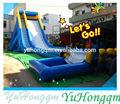 toboágua gigante inflável para uso comercial