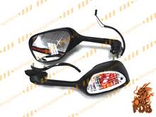 FDB GSXR600 GSXR750 11 12 13 14 K11 aftermarket rear view Mirrors With Integrated Turn Signals