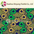 Atacado africano tecidobatik impressão tecido 100%algodão para vestido de noite