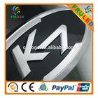 custom metal car badge logo,car sticker car logos with names kia emblem