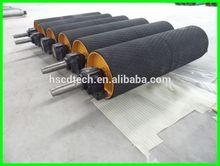 conveyor pulley/heavy duty roller/belt conveyor steel pulley drum