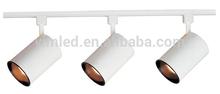 20W COB LED track spotlight,PF>0.9,CRI>90, CE RoHS SAA LED track light 20W/30W/40W/50W/60W,2wires/3wires/4wires global universal
