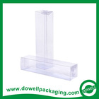 Transparent PVC Packaging Box Gift Box with your own design OEM