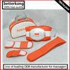 vibrating massager Vibration multifunction belt with 3pcs extended belt