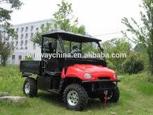 Mini de blé moissonneuse batteuse, Farmboss II utilisé chargeur frontal tracteur agricole