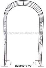 Ornate Cheap Metal Garden Wedding Arch