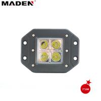 "3"" 16w auto head lamp 12v led light 16w off road led work light MD-3161"