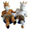 Custom Plush Horse/Kids Animal Horse/Animated Plush Horse