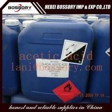Glacial acetic acid/Acetic acid/GAA/99% 99.5% 99.8%