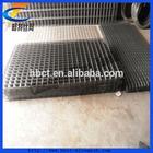 Heavy gauge welded wire mesh panel
