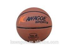 High durability good rubber basketball