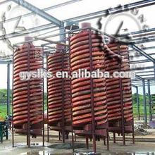 good quality ore dressing equipment lab spiral chute