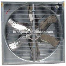 Push-pull centrifugal ventilation fan
