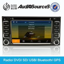 6.2 inch gps radio for TOYOTA Old Corolla/RAV4/Vios/Terios/Land Cruiser 4500 2000-2008