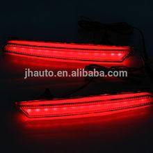 Car LED Rear Bumper Reflector Light for 2009 Honda Odyssey