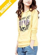 Wholesale clothing women long sleeve t-shirts