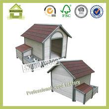 SDD0405 Easy Clean Dog House Wood
