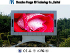 p10 giant outdoor advertising led display screen