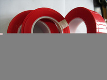 Red color Fep film/Teflon FEP membrane 0.01~2.4mm,red plastic roll films