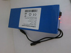 12v 17Ah automatic Li-ion rechargeable battery with with switch and charger