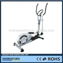 Electric elliptical trainer / ergometer elliptical trainer / electrical motor control cross trainer