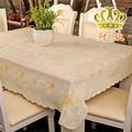china plástico barato laço pvc toalha de mesa em rolo