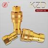ZJ-KZD quick release brass mechanical water quick coupling
