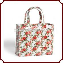 Fashionable customized non woven gift bag non woven lamination bag