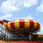 giant six person huge large games boomerang slide fiberglass hurricane slides water aqua theme park amusement rides for sale