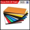 waterproof foam board/waterproof flexible foam/waterproof foam pad