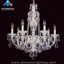 Hot sale cheap crystal chandeliers luxury