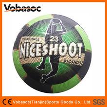 Cheap Rubber Basketball/rubber basketball ball