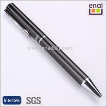 Black custom unique design flexible ball pen to korea