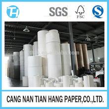 TIAN HANG high quality virgin pulp stock paper
