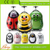 China hot sale top quality cheap ABS kids school trolley bag