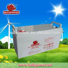 Hot sales 12V 120Ah golf cart battery deep cycle
