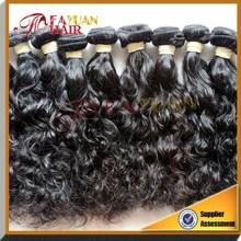 Fayuan unprocessed wholesale malaysian virgin wavy hair