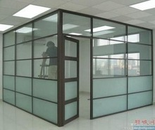 PDLC switchable tempered glass