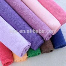 chinese microfiber towel factory