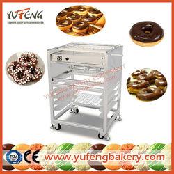 YUFENG Floor-Type Chocolate Icer Chocolate Greaser Chocolate Coating Machine Donut decorating Donut Coating