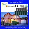 China factory direct supply villa use interlocked monier concrete roof tile