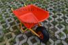 Children garden cart plastic kids wheelbarrow toy WB06050P
