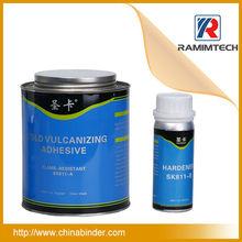 Conveyor belt vulcanizing glue adhesive for rubber butyl rubber adhesive