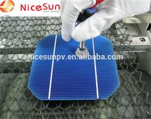 125x125 monocrystalline solar cell