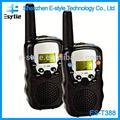 2014 alibaba venda quente 8-22 canais rádio comunicação de longa distância com tela de LCD retroiluminado