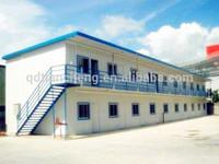 Flexible size prefabricated house