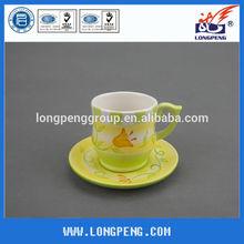 Ceramic Tea Cup and Saucer Sets