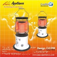 2015 Hot Sale Ocarina 3000W/1500W Portable Ceramic Heater Top Quality
